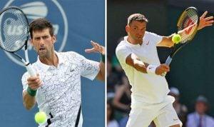 Grigor Dimitrov vs Novak Djokovic